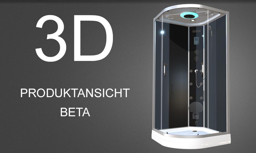 TroniTechnik 3D Dusche